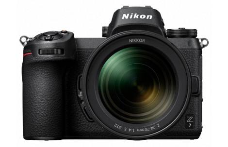 Nikon Z7 Kit + 24-70mm F4,0 S + 64 GB XQD