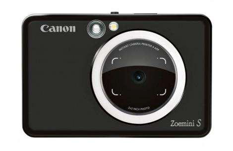 Canon Zoemini S matte black Sofortbildkamera