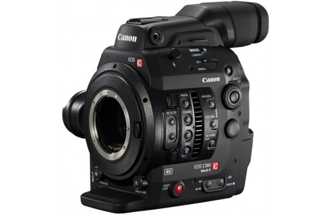Canon EOS C300 Mark II EF Cinema Camcorder