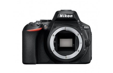 Nikon D5600 Gehäuse schwarz