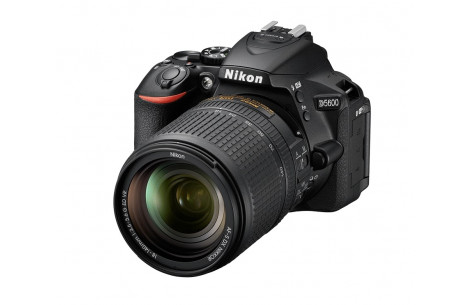 Nikon D5600 Kit + AF-S DX 18-140mm F3,5-5,6 G ED VR