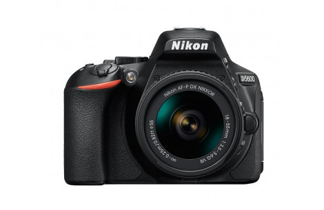 Nikon D5600 Kit AF-P DX 18-55mm F3,5-5,6 VR