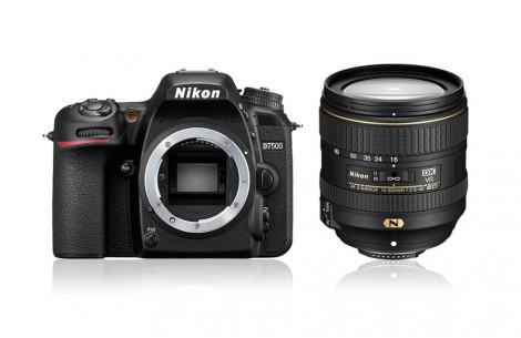Nikon D7500 Kit + AF-S DX 16-80mm F2,8-4,0 E ED VR