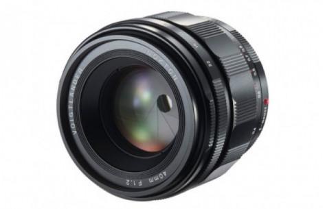 Voigtländer Nokton 1,2/40mm Asph. Sony E