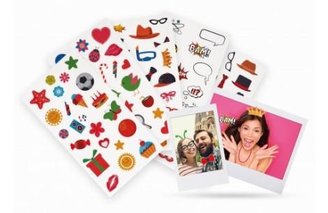 Fujifilm Instax Fun Sticker Set 110 Stück