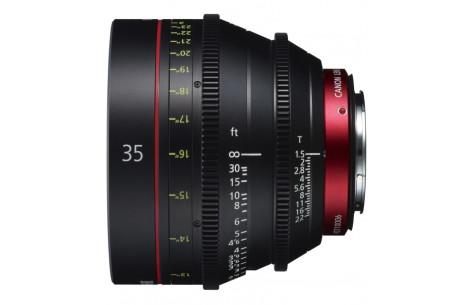 Canon CN-E 35mm T 1.5 LF (F)