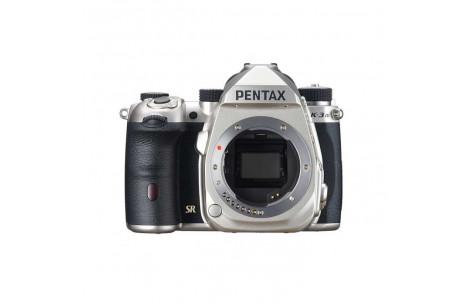 Pentax K-3 III Body silver