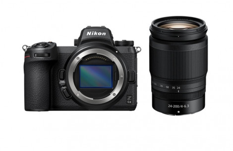 Nikon Z 6II Kit + 24-200 mm 1:4.0-6.3 VR | - 200€ Trade-In sichern!