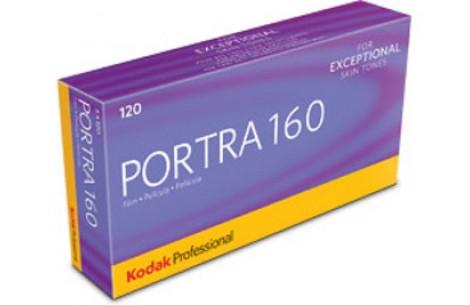 Kodak Portra 160 120 (5er Pack)