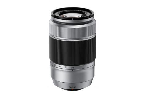 Fujifilm Fujinon XC 50-230mm F4,5-6,7 OIS II silber