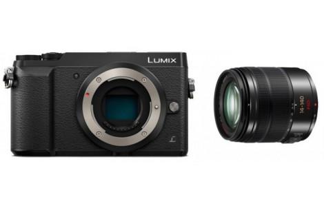 Panasonic Lumix DMC-GX80 + 14-140mm F3,5-5,6 Asph. Power OIS schwarz