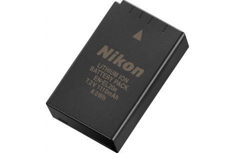 Nikon Akku EN-EL20a