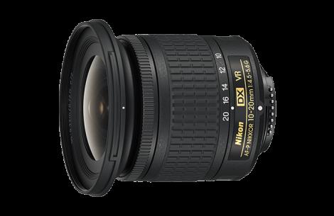 Nikon AF-P DX NIKKOR 10-20mm F4,5-5,6 G VR  - Sofortrabatt bereits abgezogen