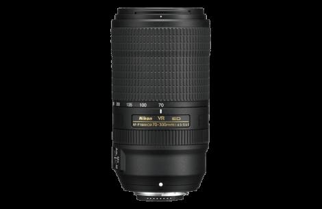 Nikon AF-P NIKKOR 70-300mm F4,5-5,6 E ED VR