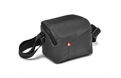 Manfrotto Tasche Schultertasche NX CSC grau V2