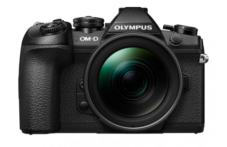 Olympus OM-D E-M1 Mark II Kit + M.ZUIKO 12-40mm F2,8 PRO Schwarz