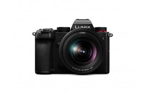 Panasonic Lumix S5 Kit inkl. Lumix S 20-60mm F3,5 -5,6