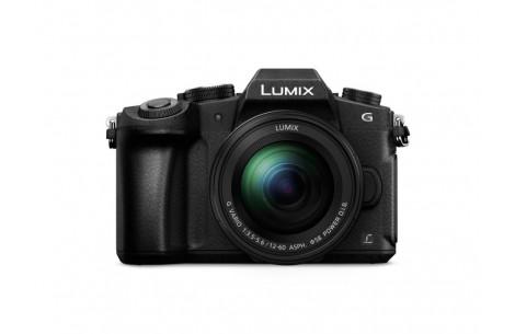 Panasonic Lumix DMC-G81 + 12-60mm F3,5-5,6 OIS