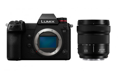 Panasonic Lumix S1 Kit + Lumix S 20-60mm F3.5 -5.6