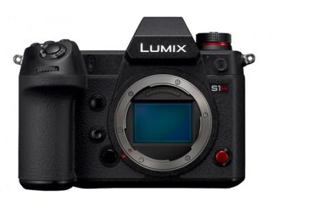 Panasonic Lumix S1H Gehäuse