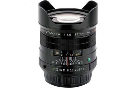 Pentax FA 31mm F1,8 Limited schwarz