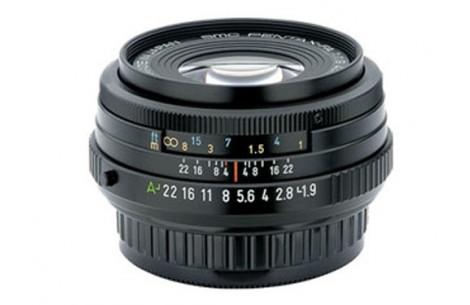 Pentax FA  43mm F1,9 Limited schwarz