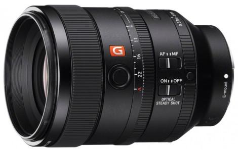 Sony SEL FE 100mm F 2,8 GM OSS