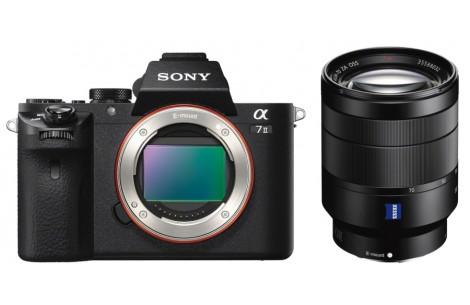 Sony Alpha ILCE-7 II + SEL FE 24-70mm F4,0 ZA OSS