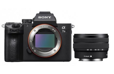 Sony Alpha ILCE-7 III Kit + SEL FE 28-60mm F4,0-5,6