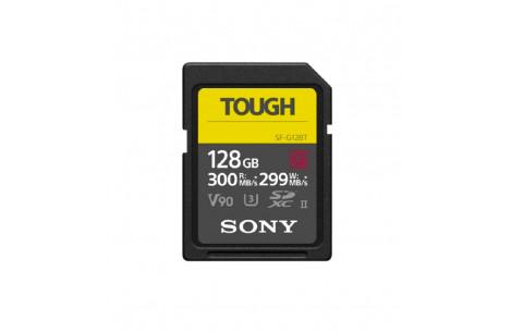 Sony 128 GB SDXC UHS-II R300 TOUGH Class10 Speicherkarte