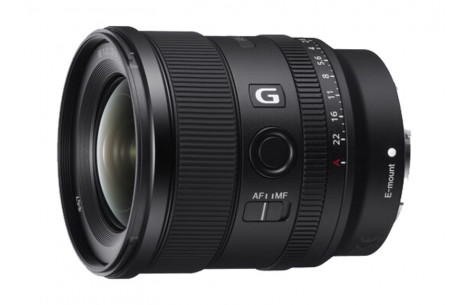 Sony SEL FE 20mm F 1,8 G