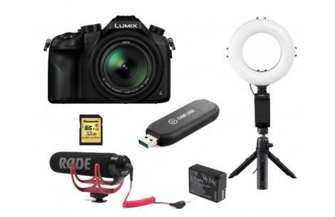 Streaming Kit Panasonic Lumix DMC-FZ1000