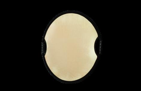 Sunbounce SUN-MOVER Zebra Gold/Silber-Rückseite weiss
