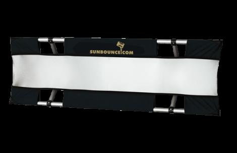 Sun-STRIP MINI-7 KIT Silber-Rückseite weiss