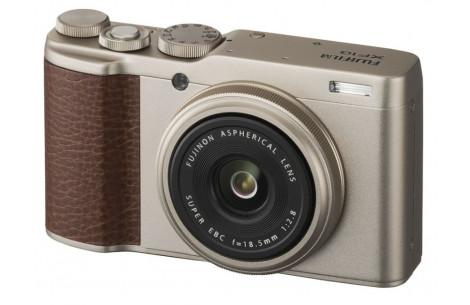 Fujifilm XF10 gold