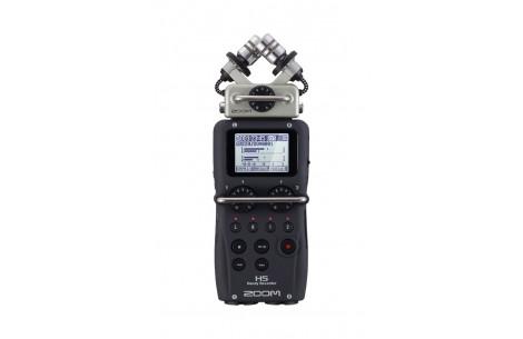 Zoom H5 portabler Audiorecorder mit Wechselmikrofon-System