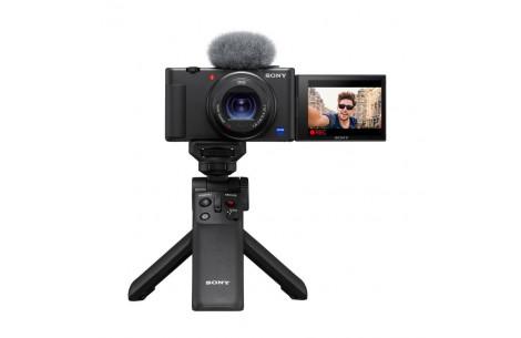 Sony Vlog-Kamera ZV-1 + GP-VPT2BT Handgriff Kit