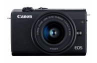 Canon EOS M200 Kit + EF-M 15-45mm F3,5-6,3 IS STM schwarz