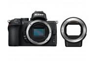Nikon Z50 Gehäuse + FTZ-Adapter