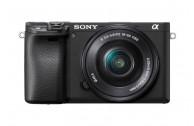 Sony Alpha ILCE-6400 Kit schwarz inkl. 16-50 mm F3,5-5,6 OSS