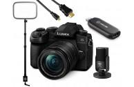 Panasonic Lumix G91 Stream und Video Set