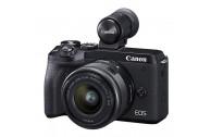 Canon EOS M6  Mark II Gehäuse + EF-M 15-45mm f/3.5-6.3 IS STM Kit