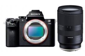 Sony Alpha ILCE-7 II + Tamron AF 28-75mm F2,8 Di III RXD