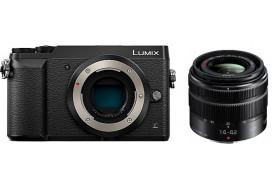 Panasonic Lumix DMC-GX80 + 14-42mm F3,5-5,6 II Asph. Mega OIS schwarz