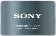Sony +3 Jahre Garantieverlängerung Premium Service