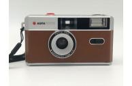 AgfaPhoto Analoge 35mm Foto Kamera braun