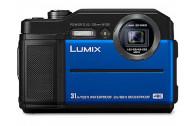 Panasonic Lumix DMC-FT7 blau