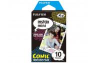 Fujifilm Instax Film Mini Comic 10 Aufnahmen