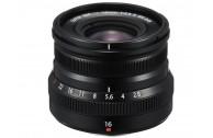 Fujifilm Fujinon XF 16mm F2,8 WR schwarz