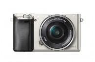 Sony Alpha 6000 Kit silber inkl. 16-50mm F3,5-5,6 OSS